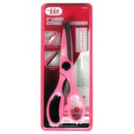 9 pink ladies scissors