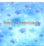 blue star photography backdrop