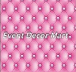 button upholstered photography backdrop 10 x 10
