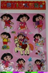 dora stickers 045 10 sheet