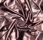 satin panel - brown 5 x 20