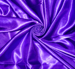 satin panel purple- 5 x 20
