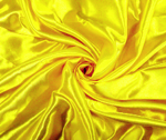 satin panel yellow- 5 x 20