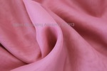 sheer voile panel - dusty rose 5x18