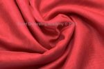 sheer voile panel - red 5x18