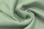 sheer voile sage green 5x18